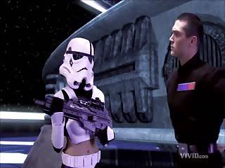 Chewbacca de Star Wars tourne un porno