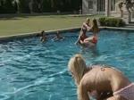 Rachelle Lefevre méga bonne en bikini