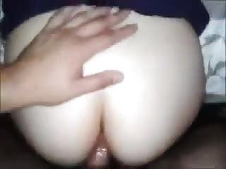 Elle prend cher dans son cul