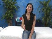 Rebeca Linares se fait baiser bien hard