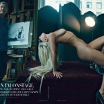 Lady Gaga pose nue pour Vanity Fair
