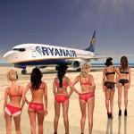 RyanAir sor son calendrier sexy