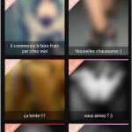 Enfin un snapchat pour adulte disponible: ephemia.com