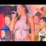 Une chanteuse russe qui fait le buzz