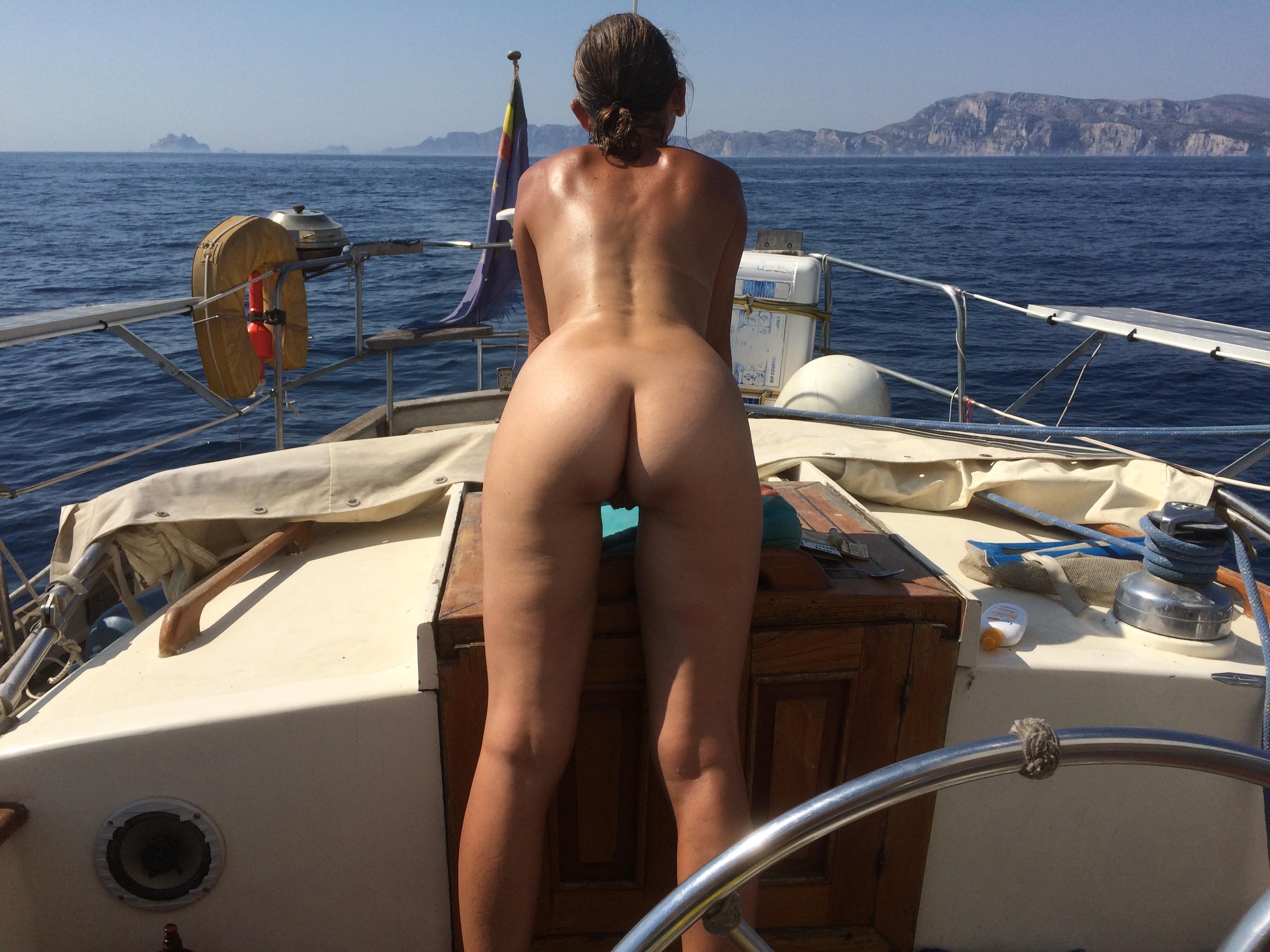 femme cherche embarquement voilier