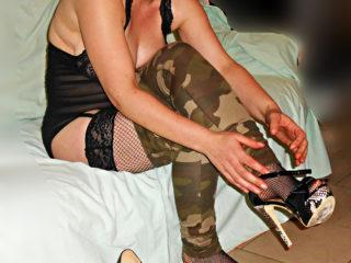 Maude en mode militaire